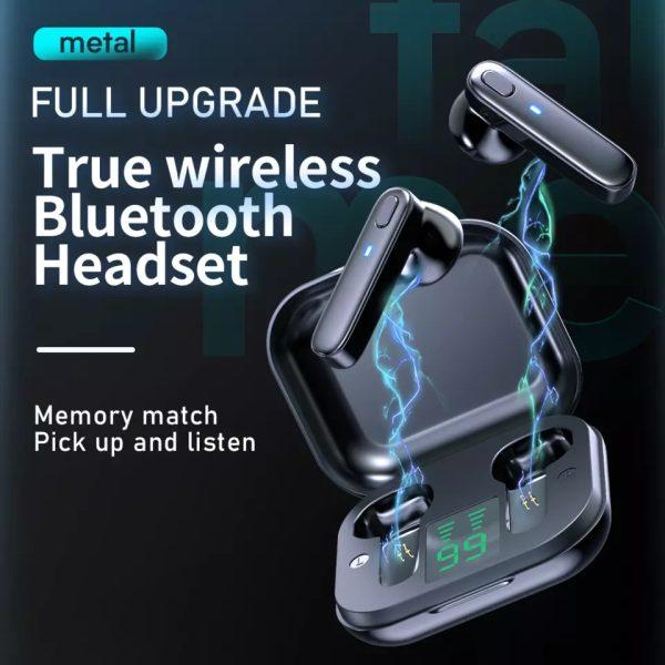 R20 TWS Earphone Bluetooth Wireless Headset
