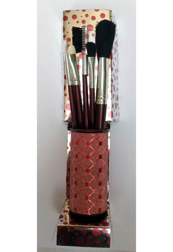 5 Fashion Makeup Brush Set