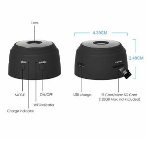Wifi Magnet Camera