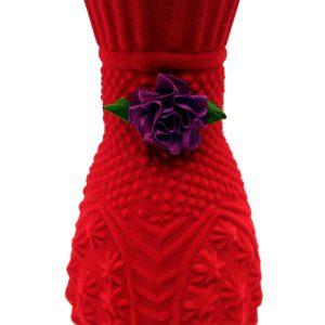 Vase-Red