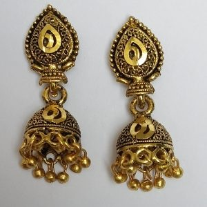 Earrings-Traditional