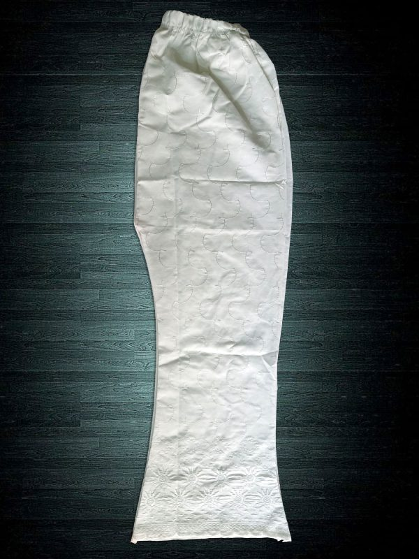 Trousers-Off-White