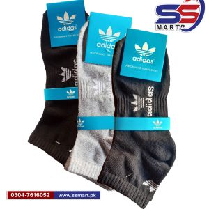 ADIDAS Performance Trainer Socks Low Rise Lowcut (2 Pairs Set)